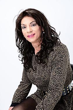 Geschäftsführerin Alexandra bei shop-transgender.de